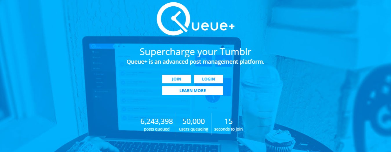 Queue+ hits 50,000 users!